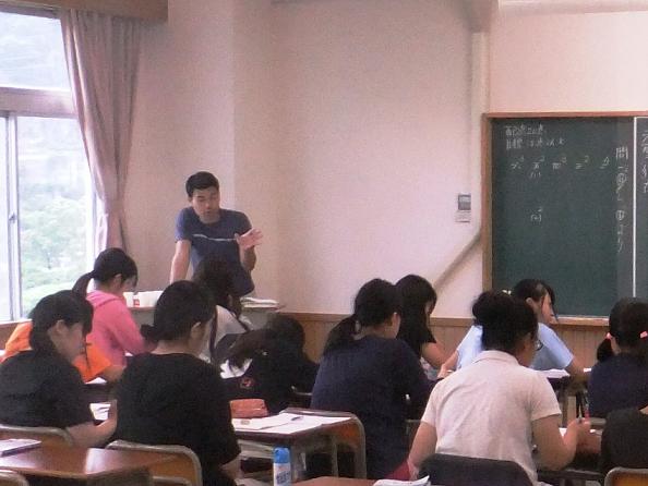 授業風景(1)