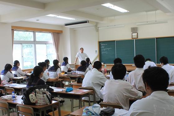授業風景(2)