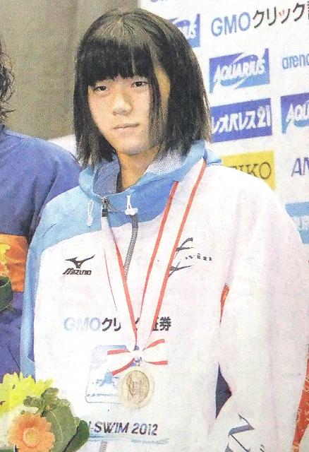 ロンドン五輪代表となった内田美希さん