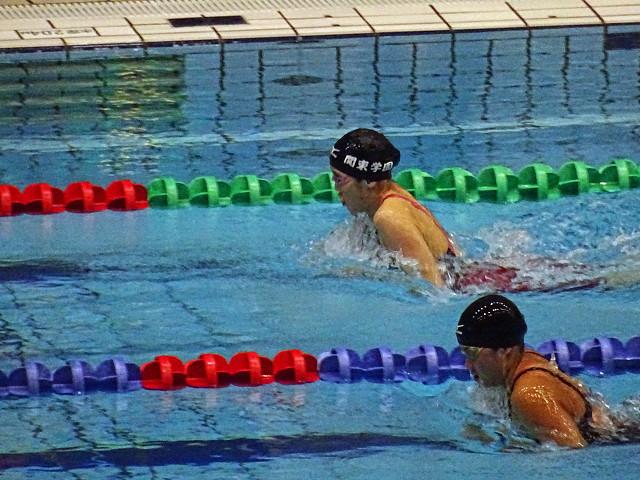 女子200m平泳ぎ