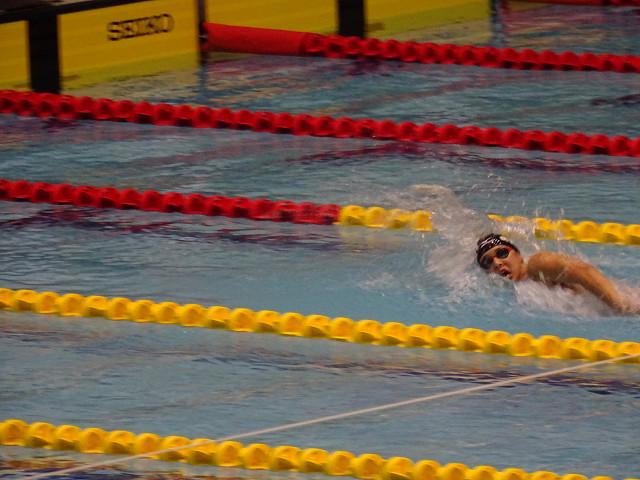 男子400mメドレーリレー