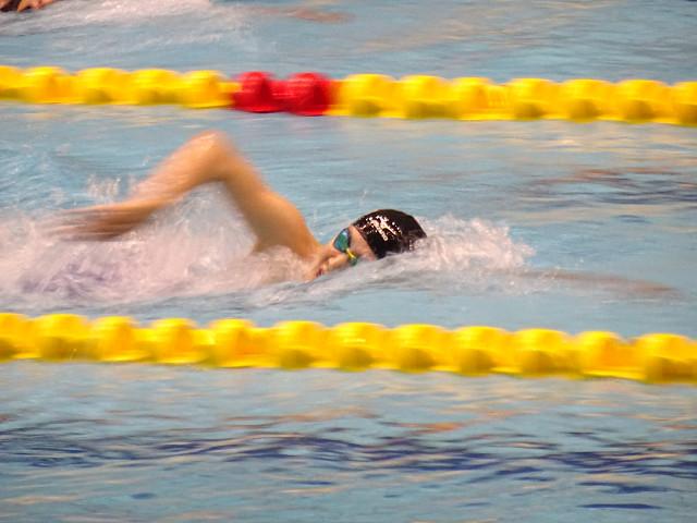 女子200m自由形