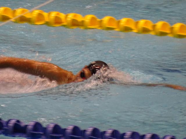 男子1500m自由形