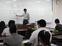 ミニ講義(公務員コース)群馬県庁出身の角田教授が公務員全般の解説から地方自治体の仕事についてまで、幅広く解説。