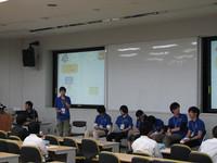 コース紹介は学生広報チームPRismが担当です