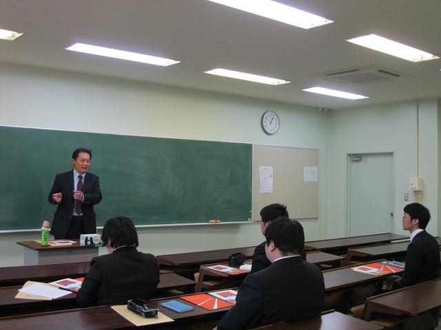 株式会社コバヤシ学内説明会