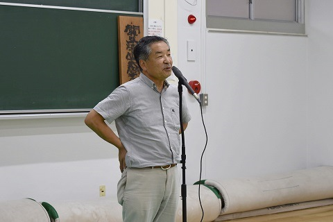齋藤大二郎 学長